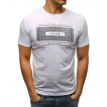 e83580685b30 Pánske ORIGINAL tričko s potlačou červenej Pánske ORIGINAL tričko s potlačou  bielej