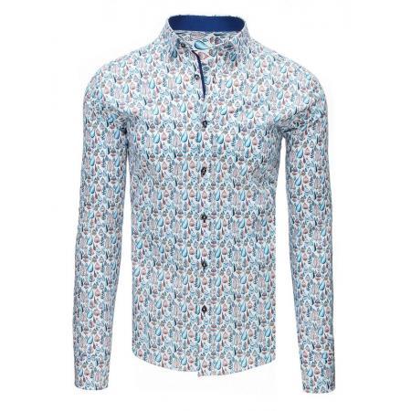 08e63bb25cce Pánska ELEGANT košeľa odobrať ako biela
