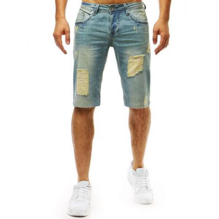 0ca407b37bd5 Pánska šortky ORIGINAL jeansové modré