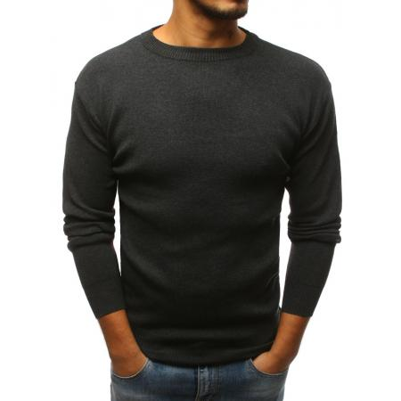 8015dea4973d Pánsky sveter šedý STYLE