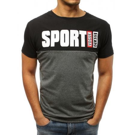 9a55c349467c Pánske tričko STYLE s potlačou bielej Pánske tričko STYLE s potlačou čiernej
