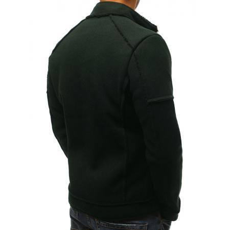 Hnedý panský zimný kabát  fbc0bc75832