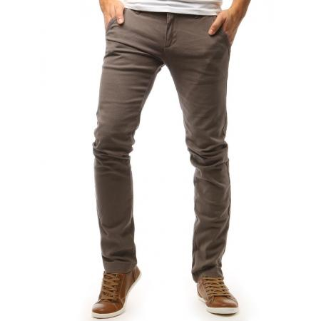 Pánské ORIGINAL chinos kalhoty hnědé e7b4c12e11