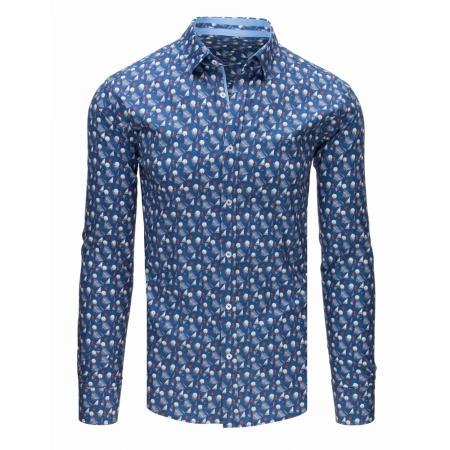 9922d9ea1aed Pánska ELEGANT košeľa odobrať ako riflová
