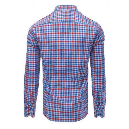 477b1793dd Férfi póló stílus csíkos kék-piros. XL (1 ks)