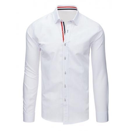 2298b6571e7f Dostupné varianty  Pánska ELEGANT košeľa biela